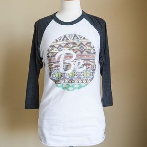 """The 50 50 American Apparel """"Be"""" Shirt"""